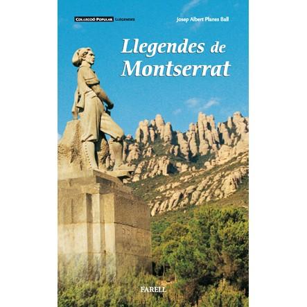 Llegendes sobre la mítica muntanya de Montserrat
