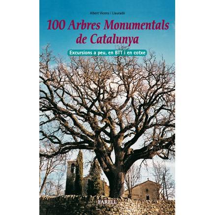 Els principals arbres monumentals de Catalunya