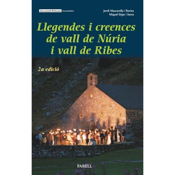 Conjunt de llegendes de la vall de Núria