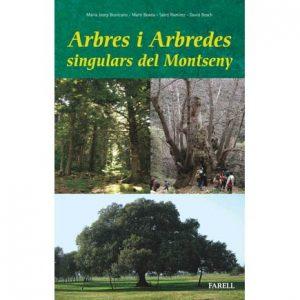 Arbres monumentals i arbredes singulars del Montseny