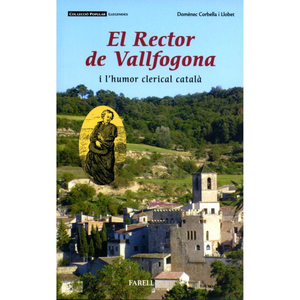 Recull de les llegendes més populars del Rector de Vallfogona