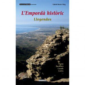 Recull de llegendes de l'Empordà amb rerefons històric