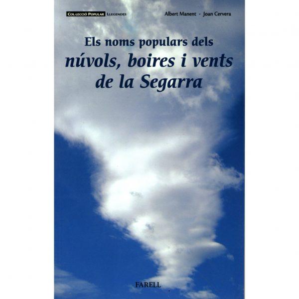 Recull dels noms populars donats als fenòmes meteorològics a la Segarra