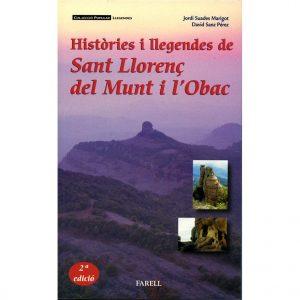 Llegendes sobre el massís de Sant Llorenç del Munt i l'Obac