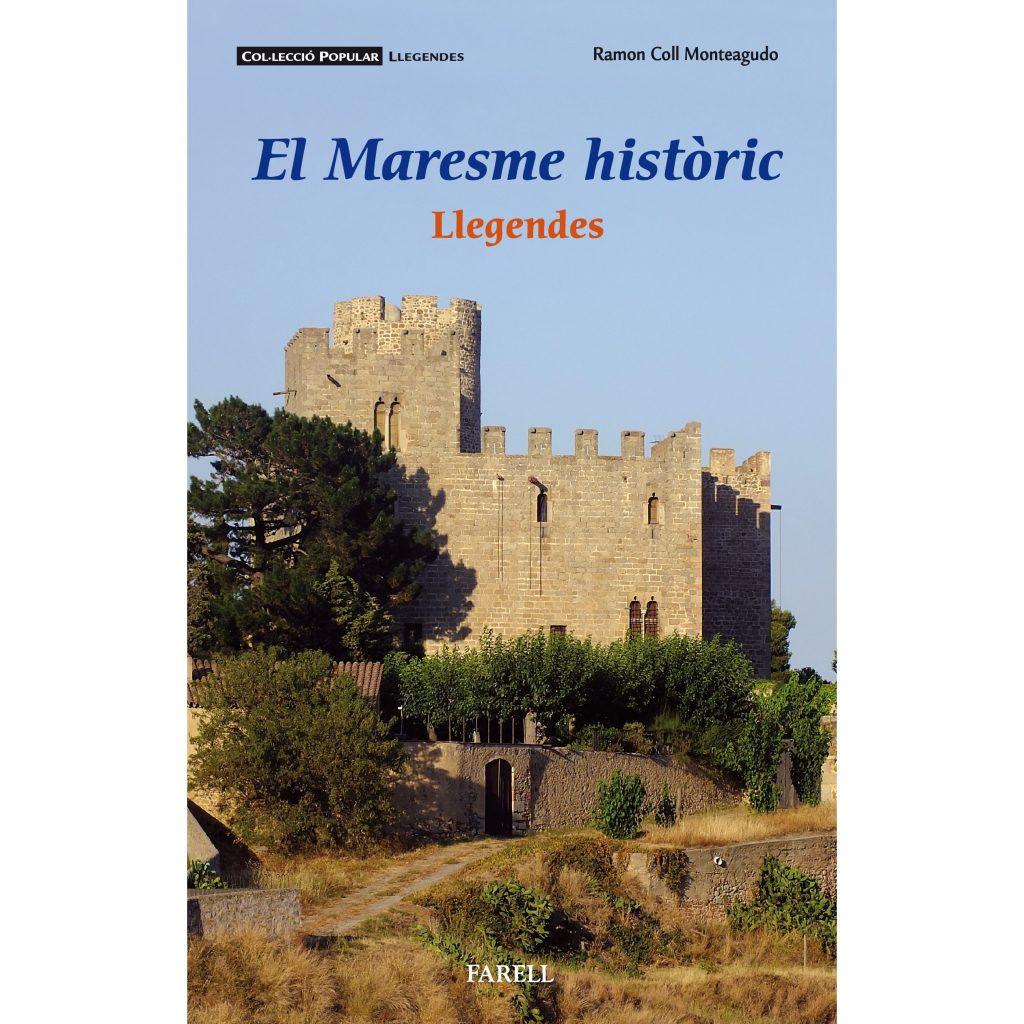 Recull de llegendes del Maresme amb fons històric