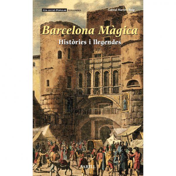 Recull de llegendes de la ciutat de Barcelona