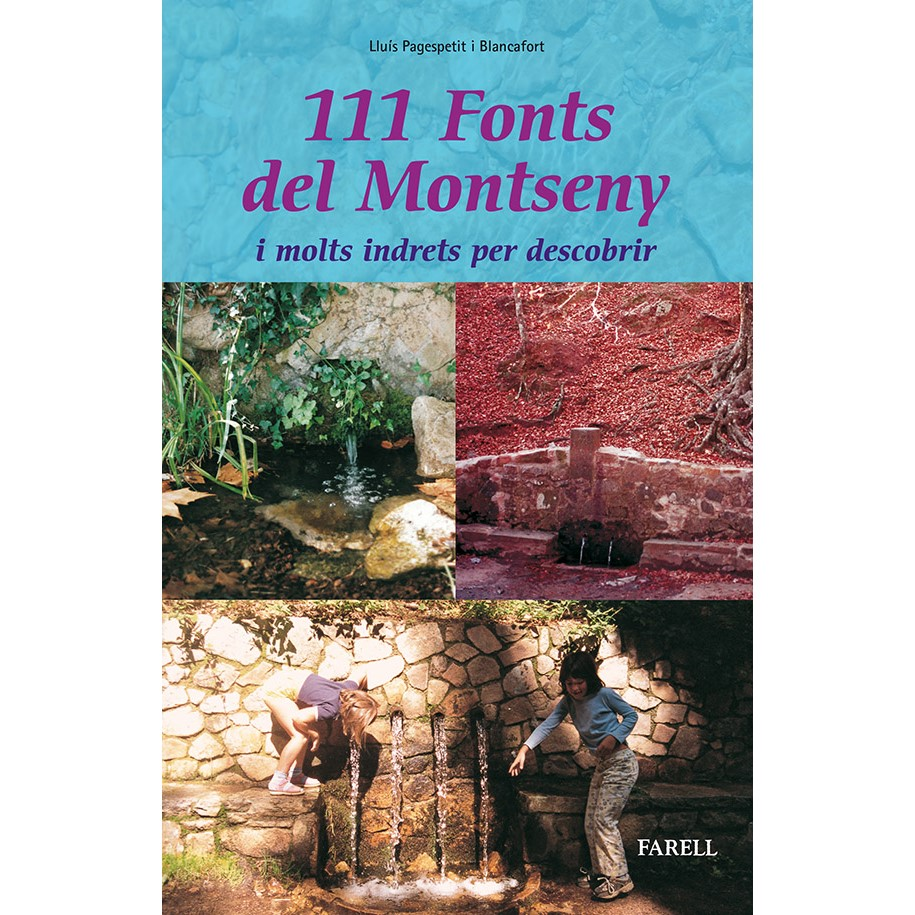 Rutes per 111 fonts del Montseny